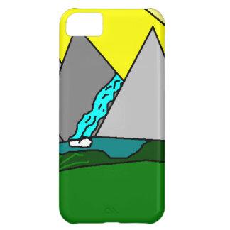 The Mountain Shine Falls iPhone 5C Case