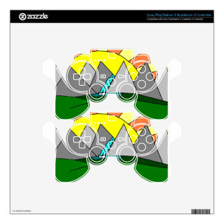 The Mountain Shine Falls Skins For PS3 Controllers