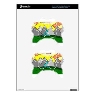 The Mountain Shine Falls Xbox 360 Controller Decal
