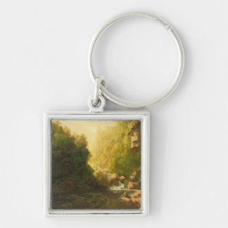 The Mountain Torrent, c.1820-30 (oil on canvas) Keychains