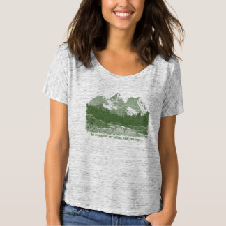 The Mountains are Calling... Design T-Shirt