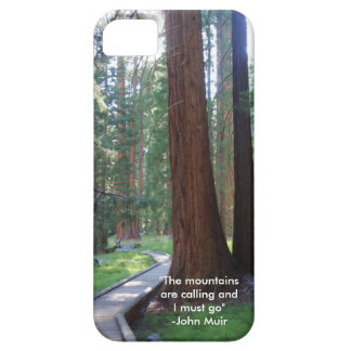 The Mountains are calling iPhone SE/5/5s Case