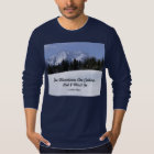 The Mountains Are Calling MEN's Long Sleeve Tee
