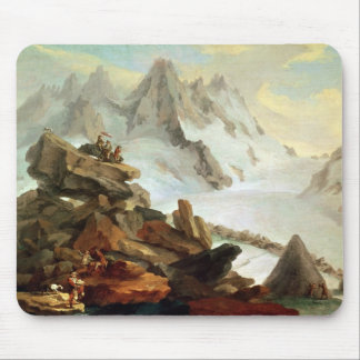 The Mountains at Lauteraar, 1776 Mouse Pad