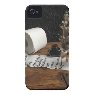 """The Mouse and ago """"tons of DO cunning """" iPhone 4 Cover"""
