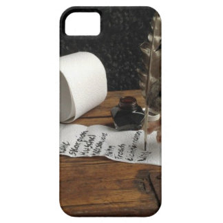 """The Mouse and ago """"tons of DO cunning """" iPhone SE/5/5s Case"""