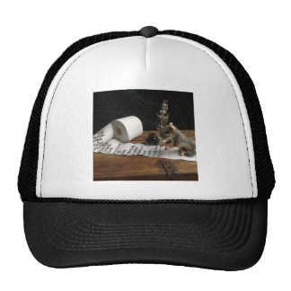 """The Mouse and ago """"tons of DO cunning """" Trucker Hat"""