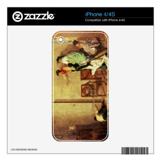 The Mouse iPhone 4 Skins