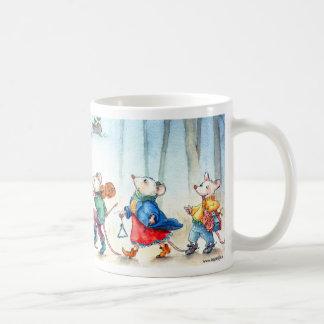 The Mouse Music Band Mug