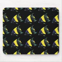 The mouse pad of Arabian angelfish (azuhua), No.02