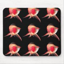 The mouse pad of Asian Arowana, No.01