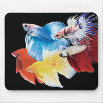 The mouse pad of Betta, No.05