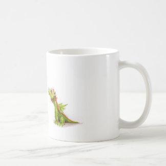The Mouse & the Common House Dragon Coffee Mug