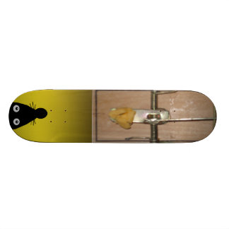 The mouse trap skateboard