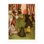 The Mouses Tale Postcard