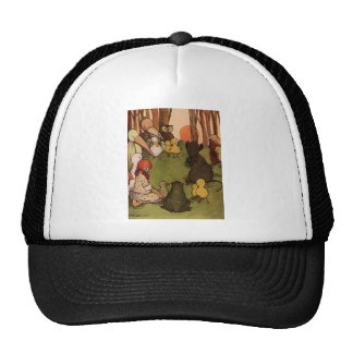 The Mouses Tale Trucker Hat