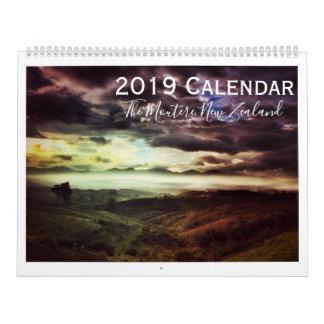 the moutere calendar