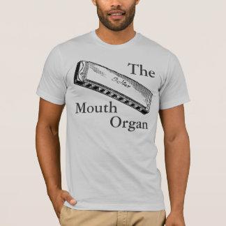 The Mouth Organ T-Shirt