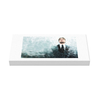The movie Inception Canvas Print