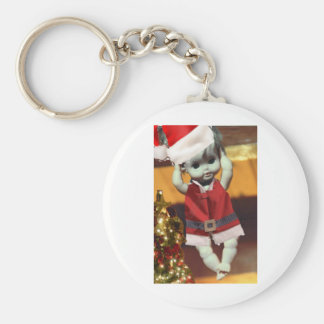 The MPs 30th Anniversary Christmas Collection Keychain