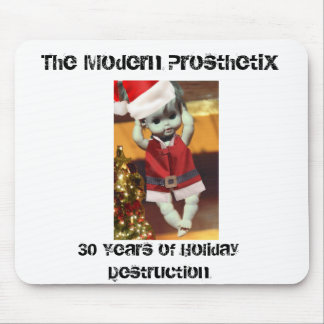 The MPs 30th Anniversary Christmas Collection Mouse Pad