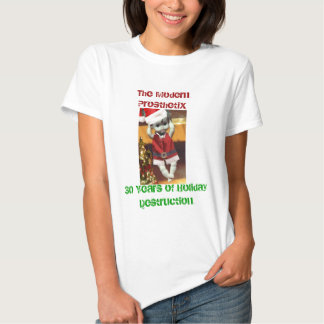 The MPs 30th Anniversary Christmas Collection Shirt