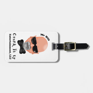 The Mr Bill Collection Travel Bag Tags