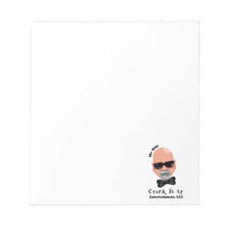 The Mr Bill Collection Notepad