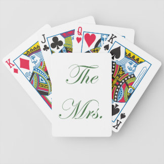 The Mrs Card Decks