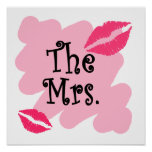 the mrs. poster