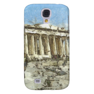 The much visited Acropolis Galaxy S4 Case