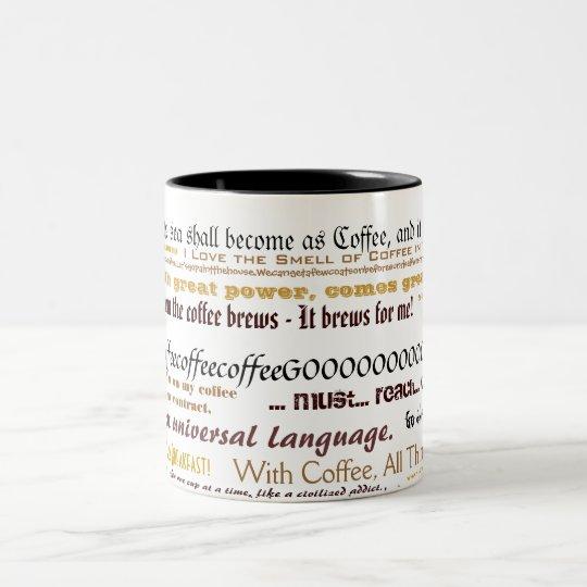 The Mug - Coffee Edition