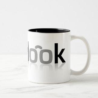 The mug, for any given day Two-Tone coffee mug