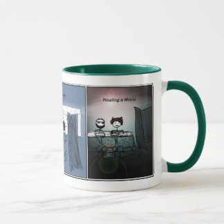 The mug of Editorial