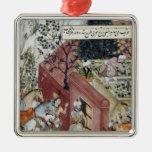 The Mughal Emperor Babur Ornament