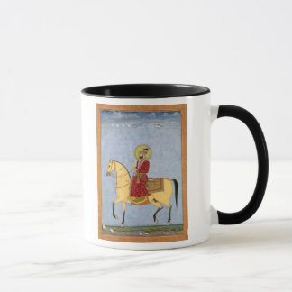 The Mughal Emperor Farrukhsiyar(1683-1719) (r.1713 Mug