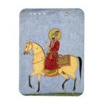 The Mughal Emperor Farrukhsiyar(1683-1719) (r.1713 Vinyl Magnets