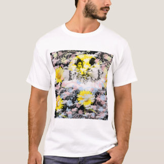 The Muko mallow and month and dance 妓 it causes, T-Shirt