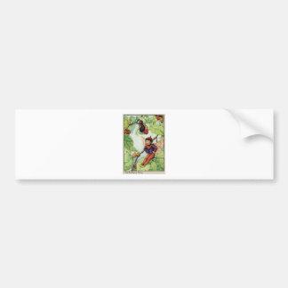 The Mulberry  Fairy Bumper Sticker