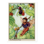 The Mulberry  Fairy Post Card