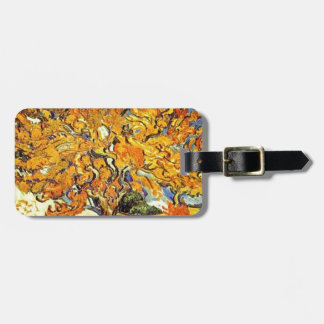 The Mulberry Tree, Vincent Van Gogh Luggage Tag
