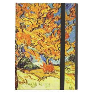 The Mulberry Tree, Vincent van Gogh. Vintage art iPad Air Cover