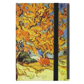 The Mulberry Tree, Vincent van Gogh. Vintage art iPad Mini Case