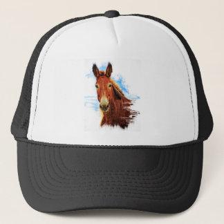 The Mule Trucker Hat