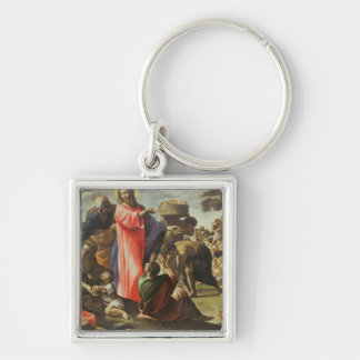 The Multiplication of the Loaves and Fishes Keychains