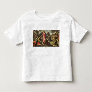 The Multiplication of the Loaves and Fishes Toddler T-shirt