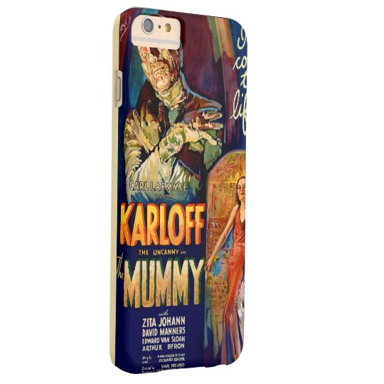 The Mummy 1932 Film Barely There iPhone 6 Plus Case