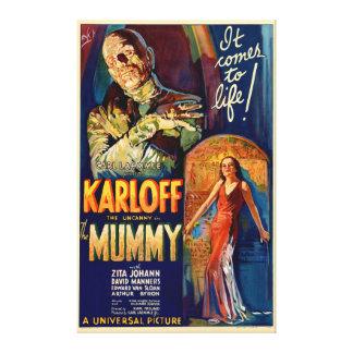The Mummy 1932 Film Canvas Print