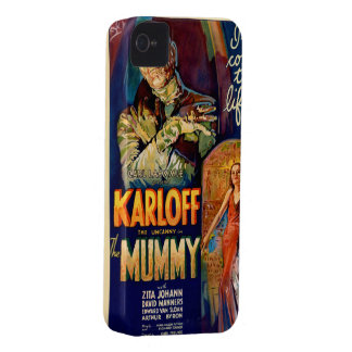 The Mummy 1932 Film iPhone 4 Covers
