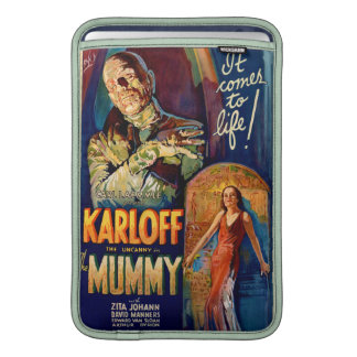 The Mummy 1932 Film Sleeve For MacBook Air